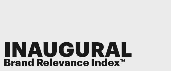Inaugural Brand Relevance Index