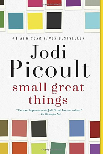Book Cover of Small Great Things by Jodi Picoult