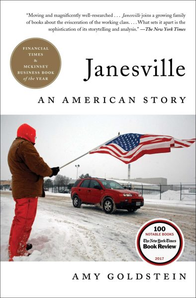 Book Cover of Janesville An American Story by Amy Goldstein