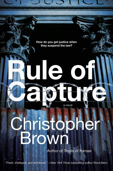 Book Cover of Rule of Capture by Christopher Brown