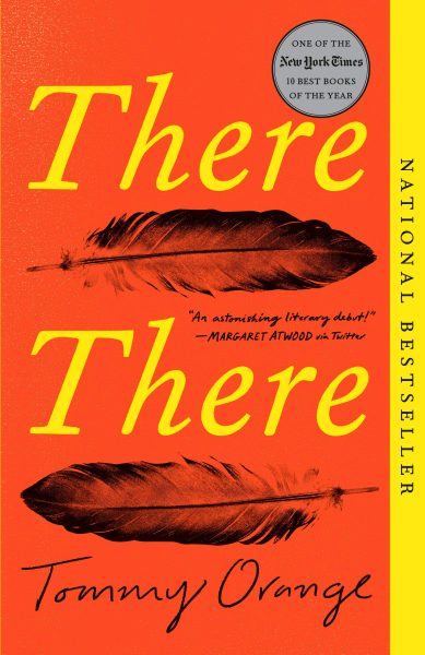 Cover of Book There There by Tommy Orange