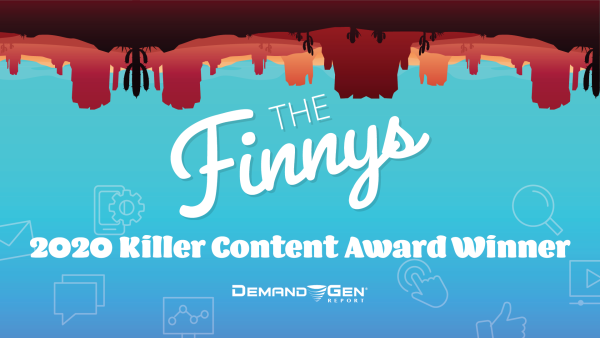 The Finnys 2020 Killer Content Award Winner