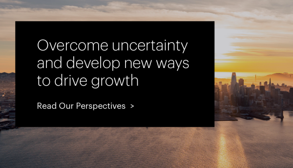 Image Linking to Prophet's Perspectives on Overcoming Uncertainty and Developing New Ways to Drive Growth